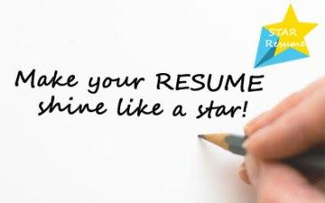2 3 สร างความโดดเด นด วยเทคน คการเข ยน experience star resume